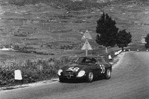 Roberto Bussinello, Nino Todaro, Alfa Romeo Giulia TZ