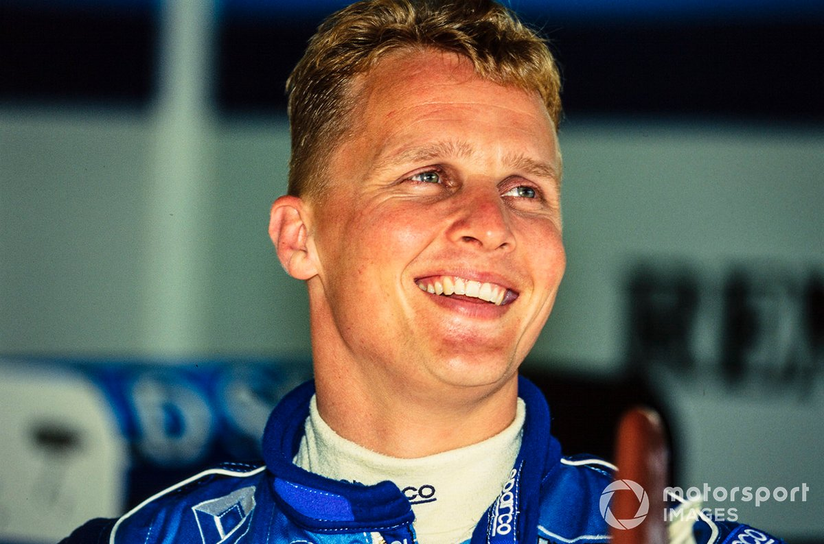 Johnny Herbert, Benetton