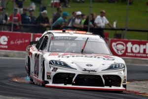 Harrison Burton, Joe Gibbs Racing, Toyota Supra Dex Imaging