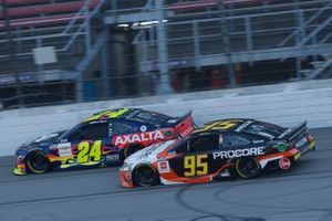 Christopher Bell, Leavine Family Racing, Toyota Camry Procore, William Byron, Hendrick Motorsports, Chevrolet Camaro Axalta