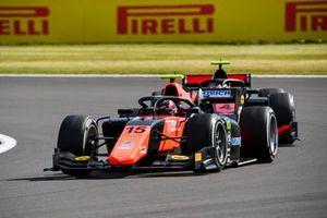Felipe Drugovich, MP Motorsport and Callum Ilott, UNI-Virtuosi