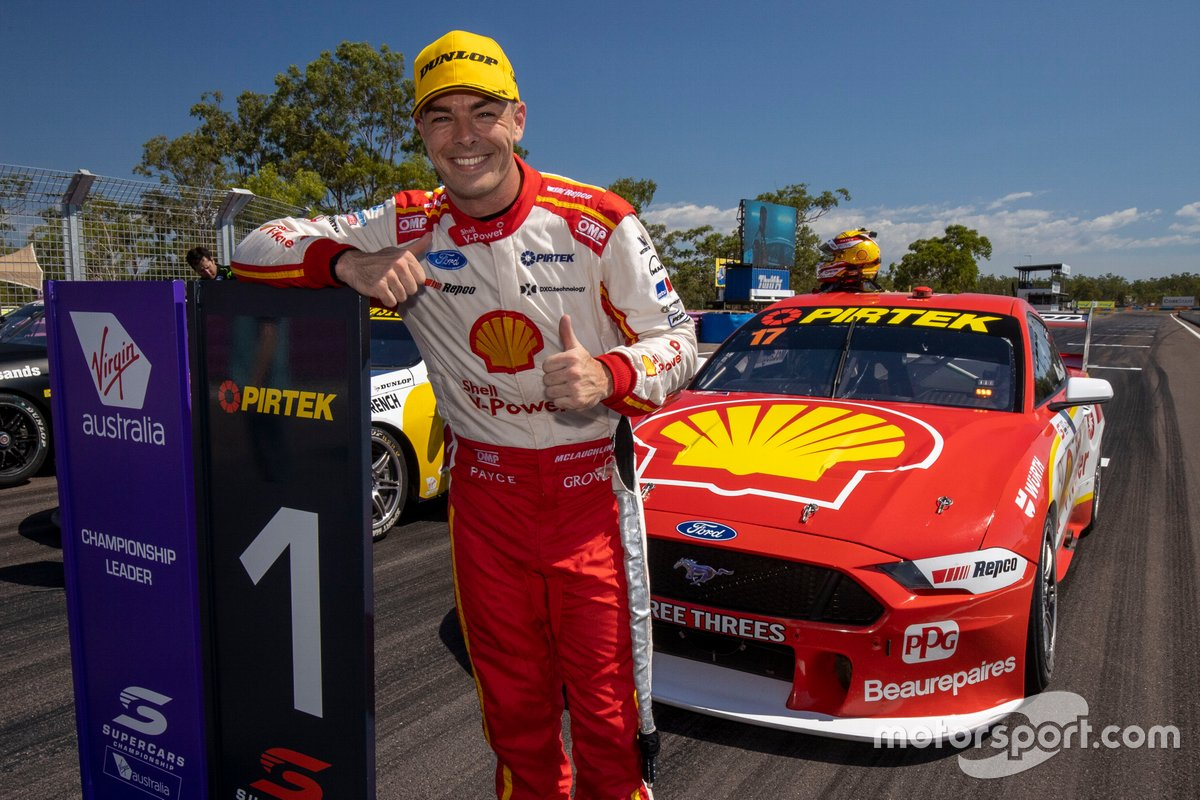 2020 - Supercars: Scott McLaughlin (Ford Mustang GT)