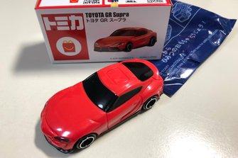 GR Supra (TOMICA mini car)