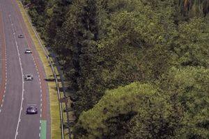 #57 Team Project 1 Porsche 911 RSR: Dylan Pereira, Dennis Olsen, Tim Neuendorf, Zbigniew Siara