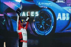 Podio: tercer lugar Lucas Di Grassi, Audi Sport ABT