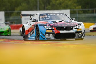 #37 3Y Technology BMW M6 GT3: Philippe Haezebrouck, Philippe Bourgois, Jean-Paul Buffin, Gilles Vannelet