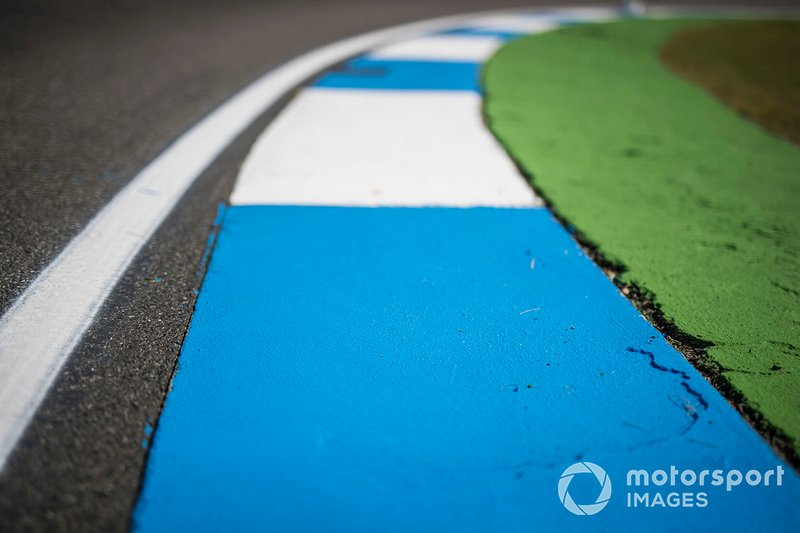 Track detail