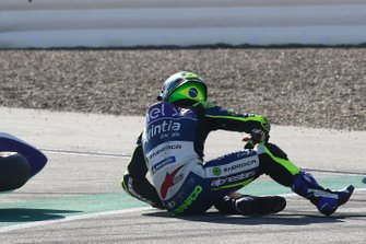 L'incidente di Eric Granado, Avintia Racing