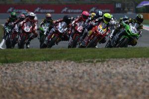 Race action AP250 class
