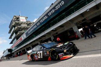 Chris Buescher, JTG Daugherty Racing, Chevrolet Camaro Kroger Fast Lane to Flavor