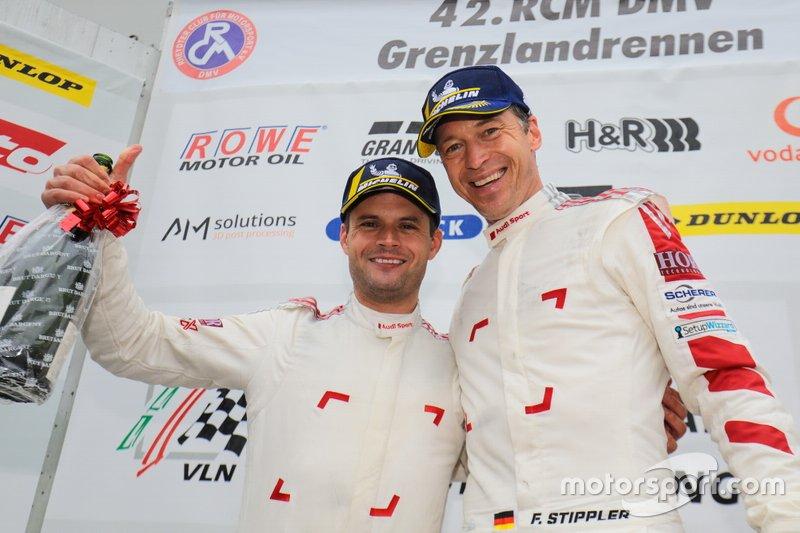#32 Car Collection Motorsport Audi R8 LMS: Pierre Kaffer, Frank Stippler