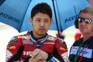 Takumi Takahashi, Moriwaki Althea Honda Team.