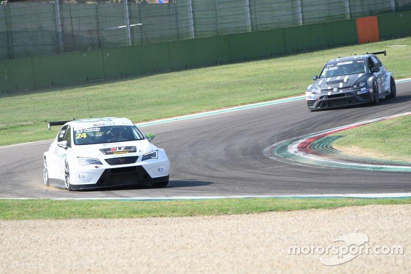 Visdomini-Antonello, BD Racing, Cupra TCR