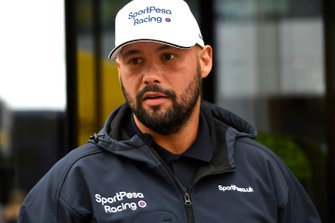 Former Professional Boxer Tony Bellew