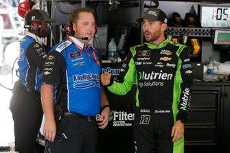 Ross Chastain, Kaulig Racing, Chevrolet Camaro Ellsworth Advisors