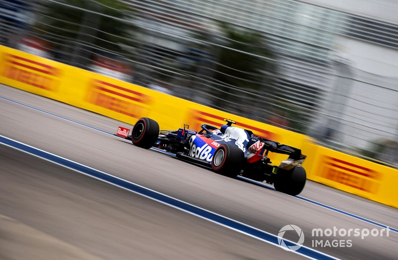 16º: Pierre Gasly, Toro Rosso STR14 (punido)