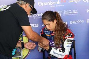 Maria Herrera, Angel Nieto Team