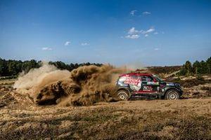 Krzysztof Holowczyc, Lukasz Kurzeja, MINI John Cooper Works Rally