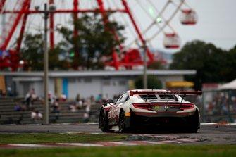 #30 Honda Team Motul Honda NSX GT3 Evo: Bertrand Baguette, Marco Bonanomi, Hideki Mutoh