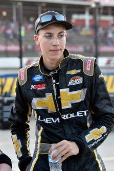 Carson Hocevar, Jordan Anderson Racing, Chevrolet Silverado