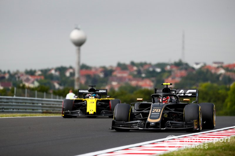 14: Kevin Magnussen, Haas F1 Team, 1min17s081