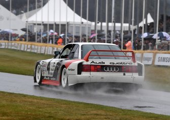 Audi Quattro 80 IMSA GTO Benoit Treluyer