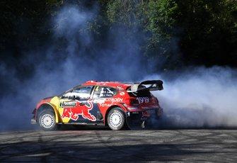 Себастьен Ожье, Citroën C3 WRC