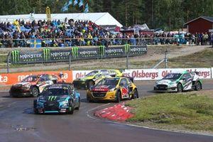 Andreas Bakkerud, Monster Energy RX Cartel, Niclas Grönholm, GRX Taneco, Kevin Hansen, Team Hansen MJP