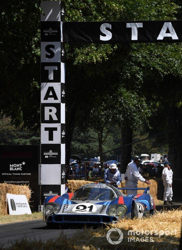 Porsche 917LH Derek Bell