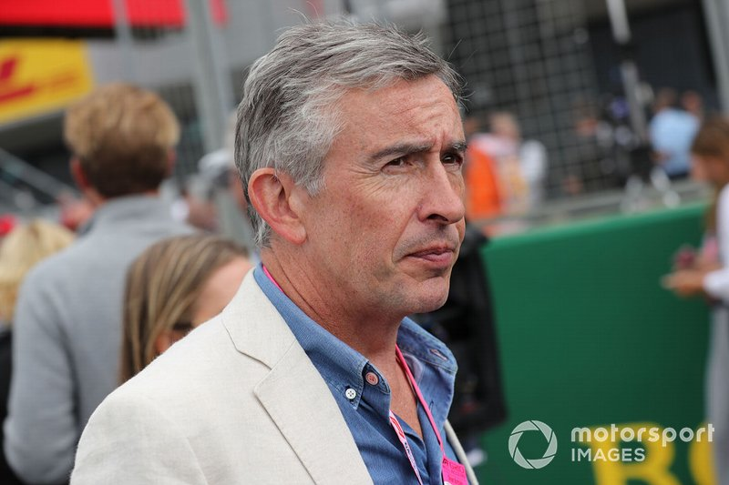 Steve Coogan, actor and comedian
