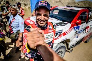 Nasser Al Attiyah, Toyota Gazoo Racing