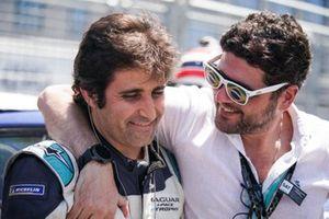 Sérgio Jimenez, Jaguar Brazil Racing on the grid