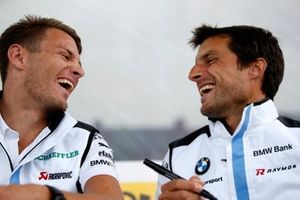 Marco Wittmann, BMW Team RMG, Bruno Spengler, BMW Team RMG