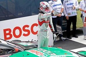 Le vainqueur Nico Müller, Audi Sport Team Abt Sportsline