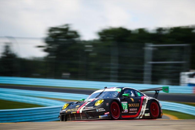 #73 Park Place Motorsports Porsche 911 GT3 R, GTD: Patrick Lindsey, Patrick Long, Nicholas Boulle