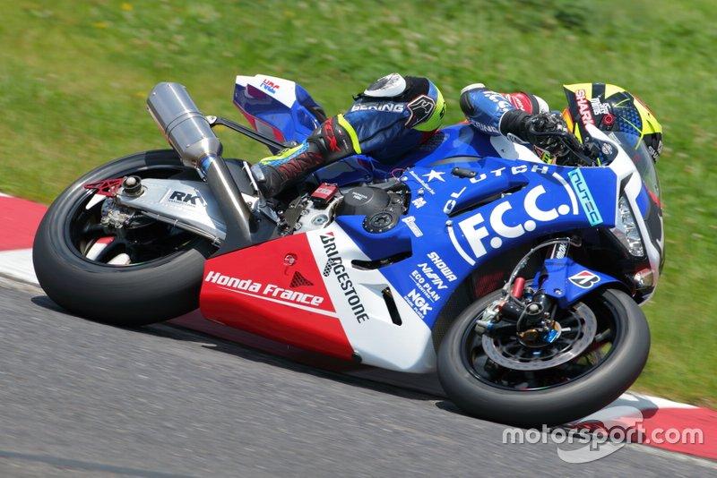 マイク・デ・ミリオ(F.C.C. TSR Honda France)