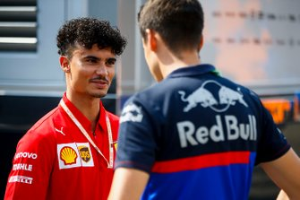 Pascal Wehrlein, Test and Development driver, Ferrari