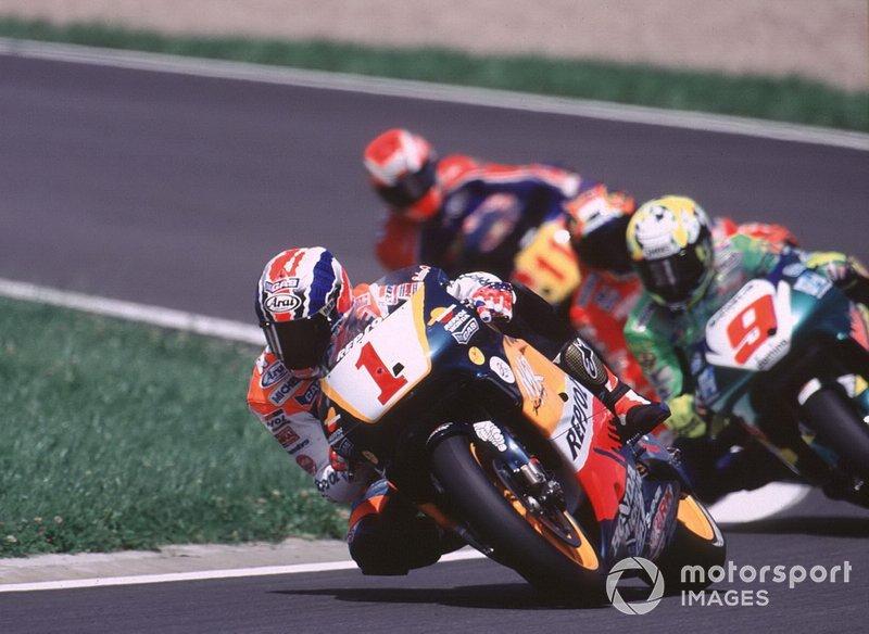 1998: Mick Doohan, Honda NSR500