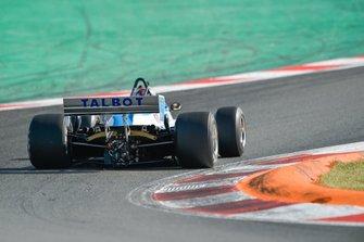 Talbot F1