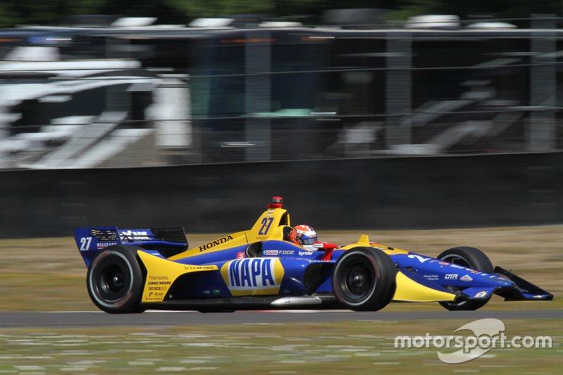 3. Alexander Rossi, Andretti Autosport Honda