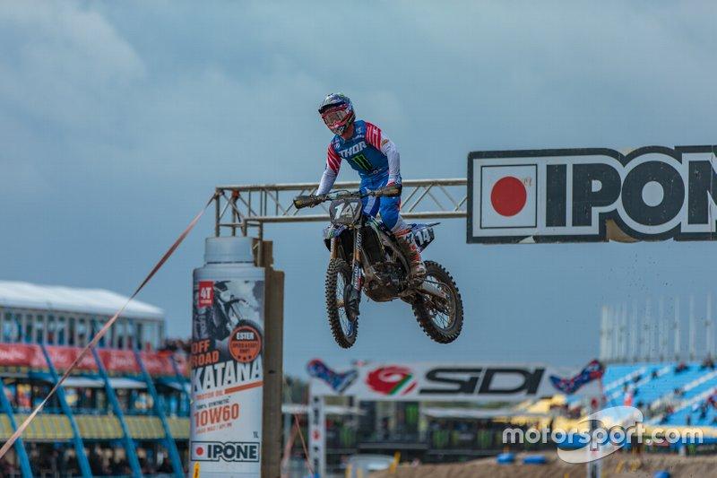 Justin Cooper, Team EE UU