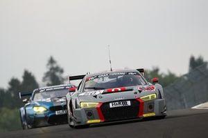 #50 Audi R8 LMS: Michael Heimrich, Arno Klasen