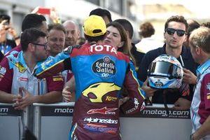 Polesitter Alex Marquez, Marc VDS Racing