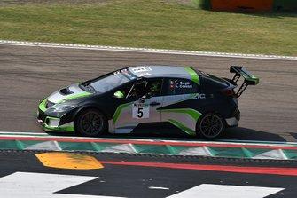 Stefano Comini, Honda Civic Type-R, Race Republic