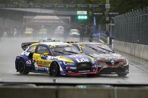 Robin Larsson, JC Raceteknik, Andreas Bakkerud, Monster Energy RX Cartel