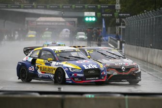 Робин Ларссон, JC Raceteknik, Audi S1