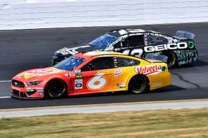 Ryan Newman, Roush Fenway Racing, Ford Mustang Oscar Mayer/Velveeta
