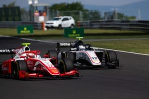Juan Manuel Correa, Sauber Junior Team by Charouz y Sean Gelael, Prema Racing