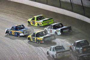 \f45\ and Matt Crafton, ThorSport Racing, Ford F-150 Ideal Door/Menards