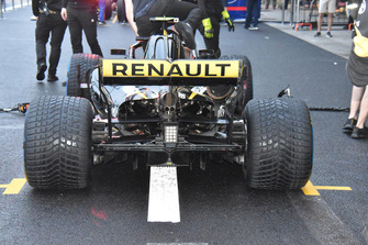 Renault Sport F1 Team R.S. 18, retrotreno